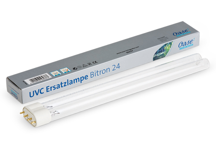 Replacement bulb UVC 24 W